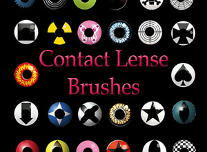 Contact Lense Brushes