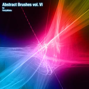 Abstract brush pack vol. 6